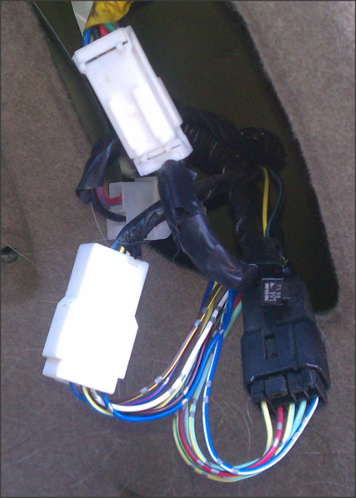 need help finding trailer wiring on 2004 obw subaru outback rh subaruoutback org
